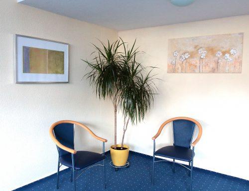 Unser Gesundheitszentrum / Wir vermieten auch Räume